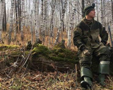 Охота в Шарыпово